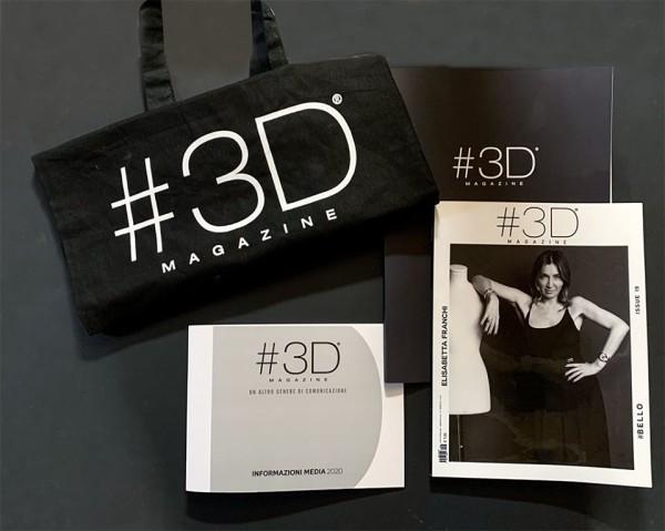 #3D Megazine
