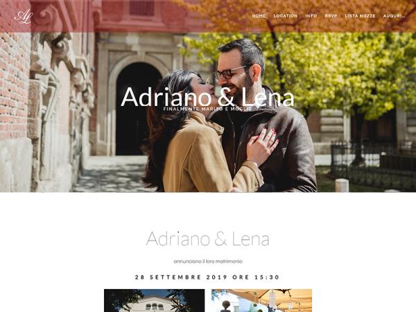 Adriano & Lena