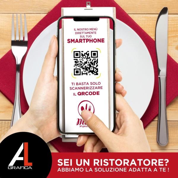 App Menu Ristorante