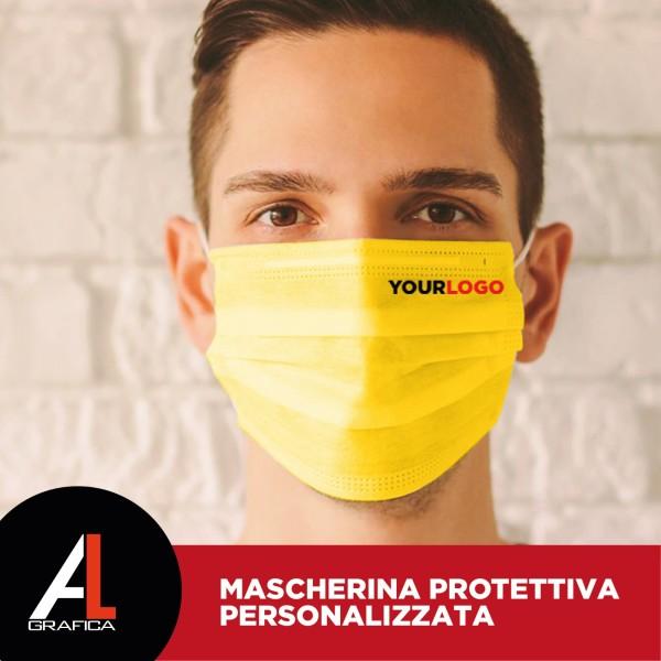 Mascherina Protettiva personalizzata