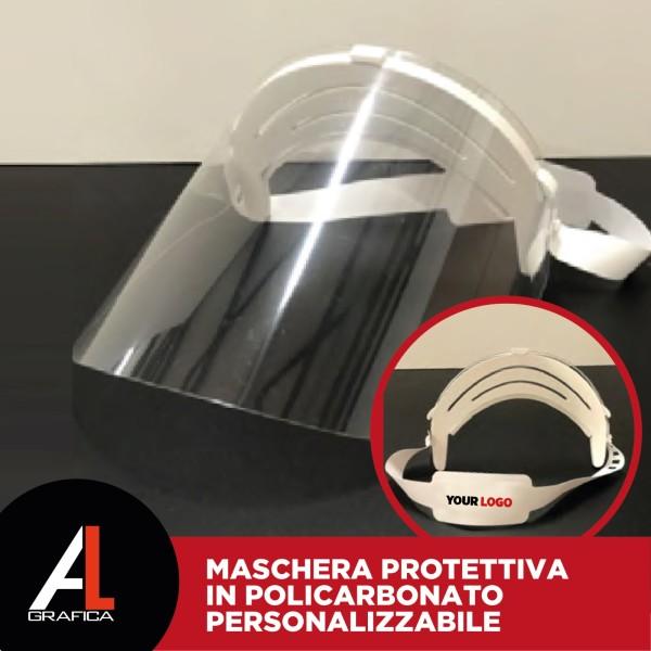 Mascherina Protettiva policarbonato